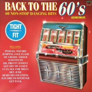 Tight Fit ‎- Back To The 60's Volume Two (LP) (G-/VG)